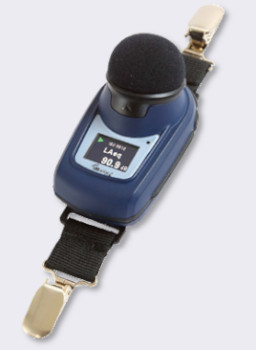 dbadge2 intrinsically safe noise dosimeter