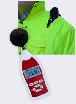 Dosimeters and Noise Meter