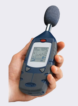 cel240 sound level meter rental